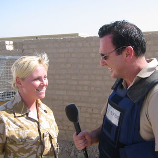 BFBS im Irak